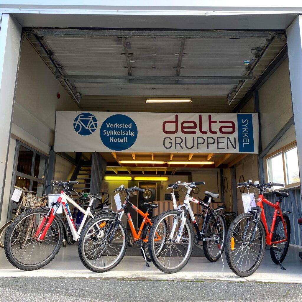 Delta Sykkel 5